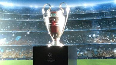 Photo of ¡El trofeo de la UEFA Champions League está en México!