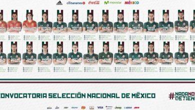 Photo of La Selección Mexicana: 28 a disputar los lugares