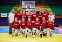 Photo of Combinado mexicano conquista Serie Internacional de Basketball Femenino