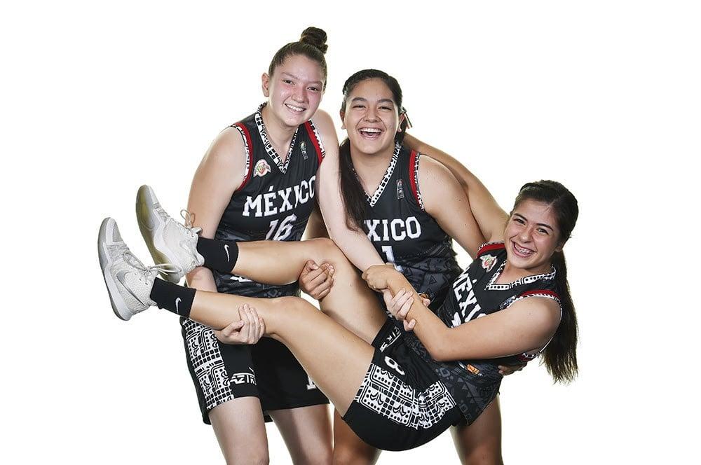 México U18 fem Premunidal U18 3 12 guerreras