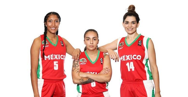 selección mexicana femenil de baloncesto