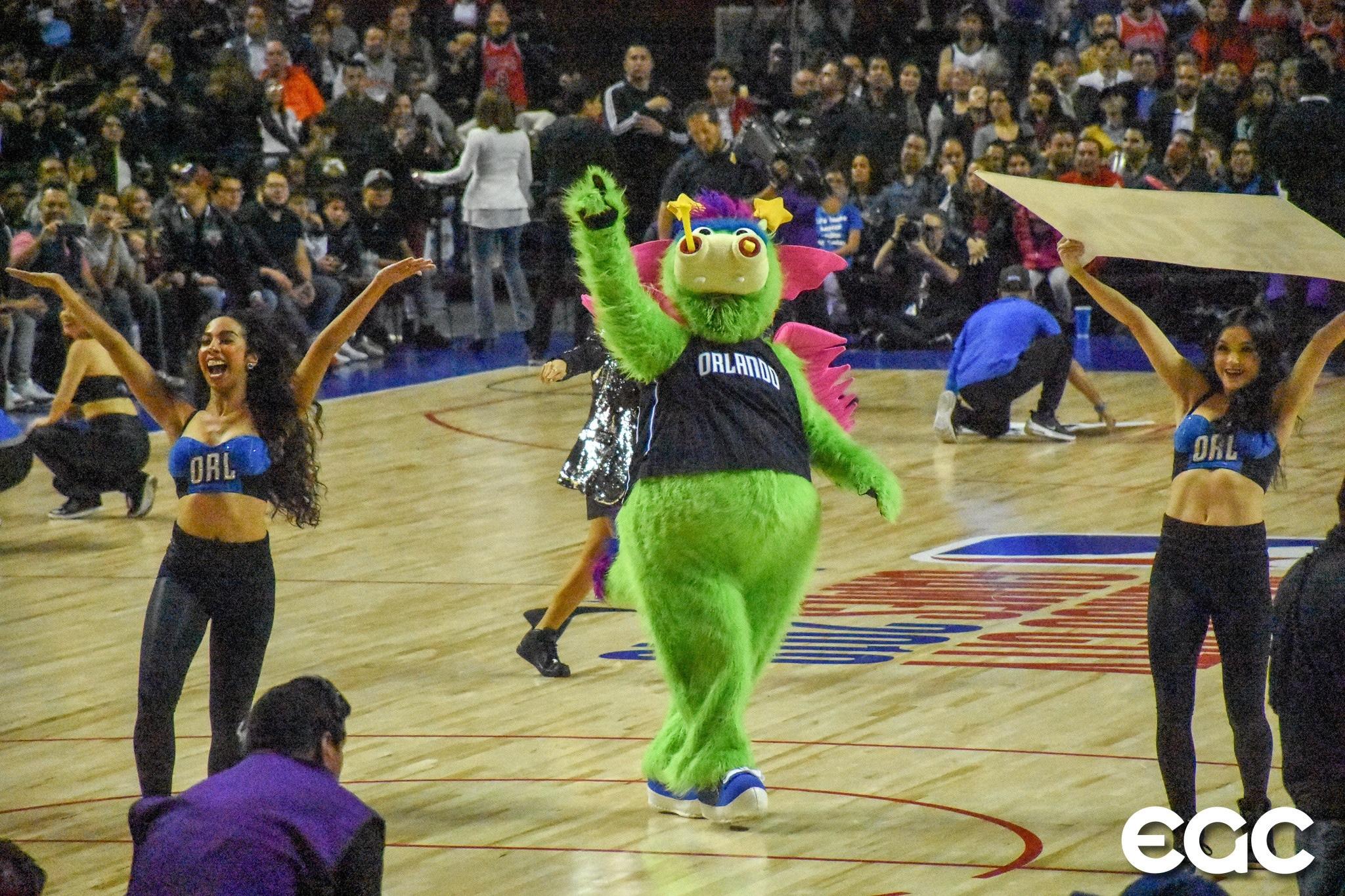 NBA México: Magic vs Bulls71