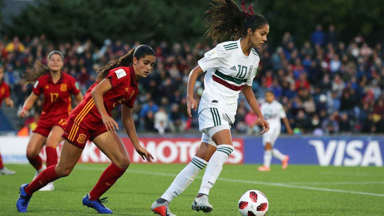 Selección Méxicana U17 final 4