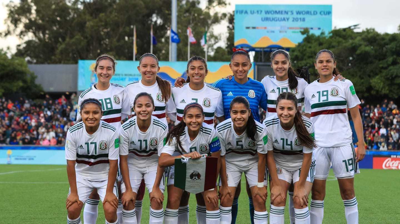 Selección Méxicana U17 final 6