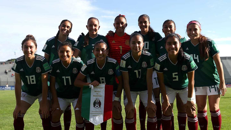 Selección mexicana U-17 21