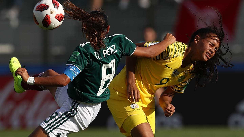 Selección mexicana U-17 23