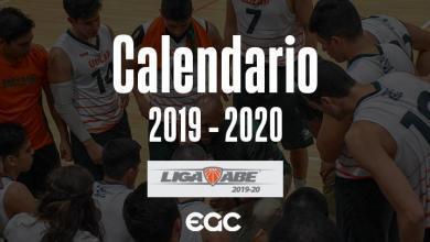 Photo of Calendario Oficial – Liga ABE 2019 – 2020