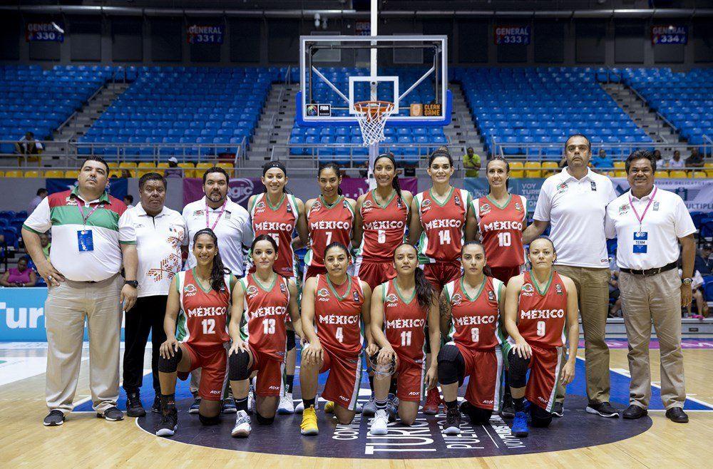Desigualdad de genero en el baloncesto en México 2