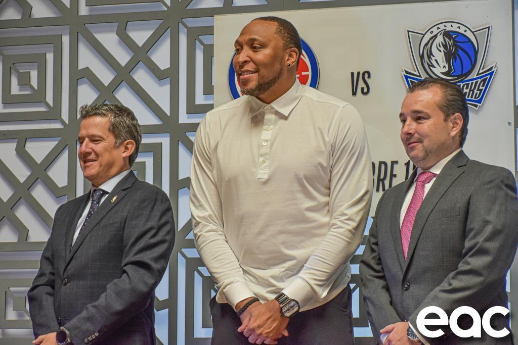 NBA Hará historia en México 3
