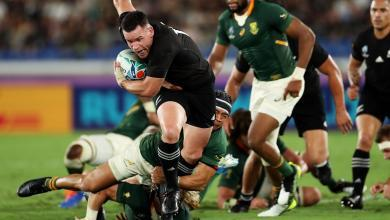 Photo of Los All Blacks comienzan con el pie derecho el Mundial de Rugby