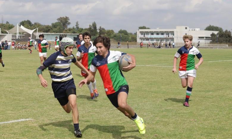 Festival de rugby en la UNAM