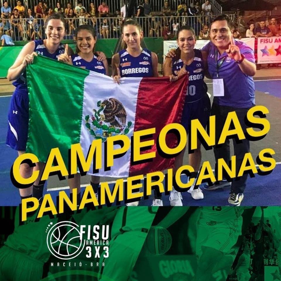Campeonas Panamericanas