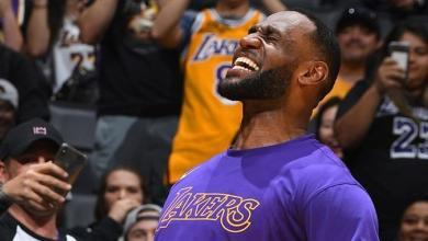 Photo of LeBron James gritó «TACO TUESDAY» en pleno juego NBA