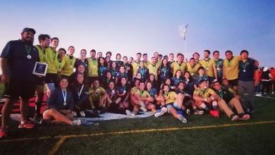 Photo of Pumas domina el rugby universitario