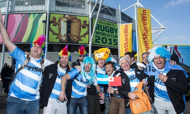 El Continente Americano albergará el Mundial de Rugby