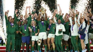 Photo of Sudáfrica se proclama campeón del mundo