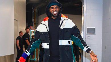 Photo of LeBron James fue nombrado deportista de la década