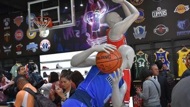 Photo of NBA Store en México abrió sus puertas en Polanco