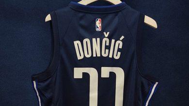 Photo of Estas son las playeras más vendidas de la NBA esta temporada