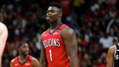 Photo of Zion Williamson destrozo a San Antonio en solo dos minutos