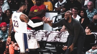 Photo of LeBron James se pronunció sobre Kobe Bryant