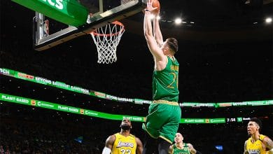 Photo of Boston Celtics aniquila a Los Angeles Lakers con Anthony Davis