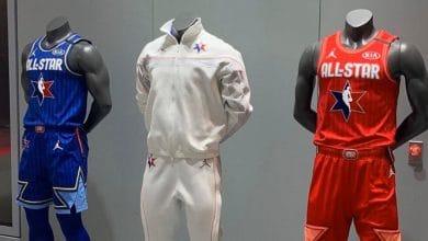 Photo of Jerseys del juego de estrellas de la NBA 2020 ya están en México