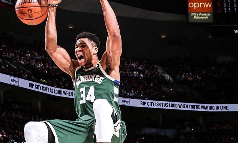 Photo of Giannis Antetokounmpo rompió un nuevo récord en la NBA