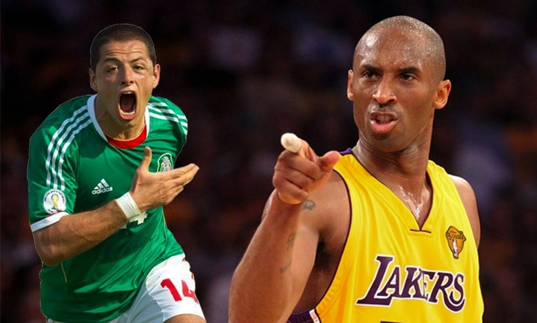 Kobe Bryant Chicharito