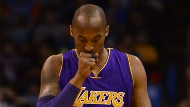 Photo of Los Angeles Lakers mandan condolencias a Kobe Bryant