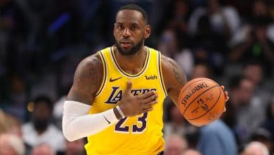 Photo of LeBron James se convierte en el tercer máximo anotador de la historia