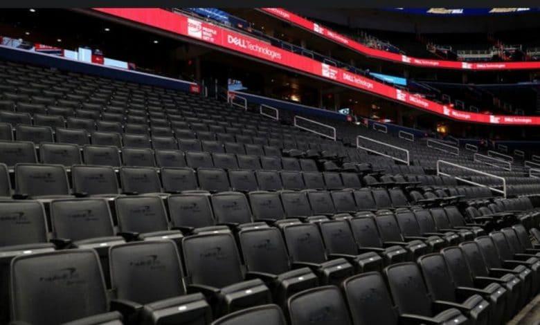 NBA sin fanáticos