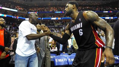 Photo of LeBron James esta emocionado por estreno de «The Last Dance»