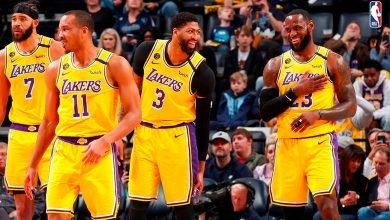 Photo of Los Angeles Lakers cumplen cuarentena sin síntomas de COVID-19