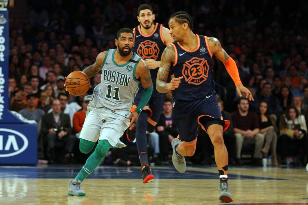 New York Knicks y Boston Celtics